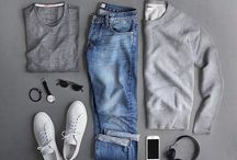 Grid outfit