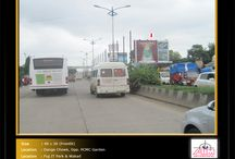 Hoardings in PCMC / To book hoardings contact us on - +91 9890801841 | www.aimadvertising.in