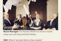 nursing humour