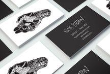 Business card inspiraton