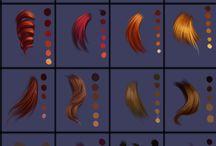 Drawing ref (HAIR)