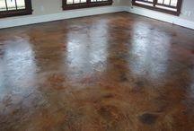 Flooring!! / by Kristie Poirier