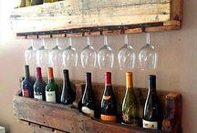 Wein Regal