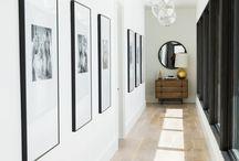 Mudroom & hallway
