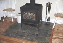Woodstove ideas / by Autumn Demaine