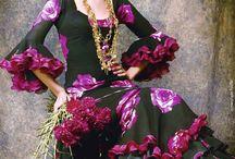 Un vestido flamenco