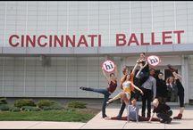 Behind the Scenes / by Cincinnati Ballet