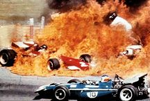Formula one's accident