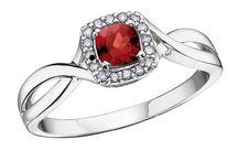 Garnet Jewellery (January Birthstone)