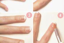 French Manicure / Manicure Francuski