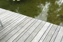 Holzterrassen - wood deckings