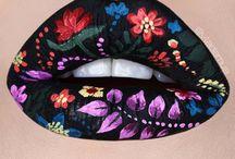 >Beauty< / #makeup #nails #eye #lip #hair