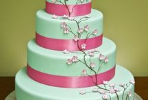 Cakes for Sweethearts  / wedding cakes and theme cakes to use as centerpieces at a wedding for childhood sweethearts  / by Bella Notte DC