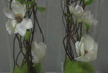 Bukiety ze sztucznych kwiatów
