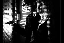 Detective scenes