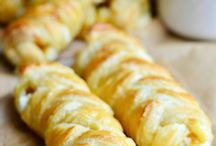 Easy breakfast pastry