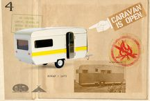 Project * Lovely Caravan / by Ester Brouwer- Schaap