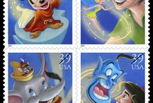 Disney Does Stamps