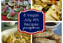 Vegan Grilling / Vegan cookout food, y'all! Food on the grill and BBQ side dishes for grilling season.