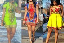 Wzory afrykańskie