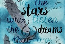 ACOTAR❤️ / To the stars who listen and the dreams that are answered