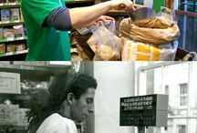 Then & now / A step back in time at Real Foods