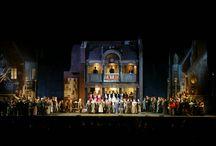Scatti de La Bohème - 60° Festival Puccini