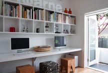 Study Spaces & Reading Nooks