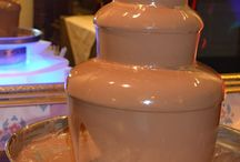 Chocolate Fountain Hire / Our stunning Chocolate Fountain is available for hire for weddings, parties and other functions.