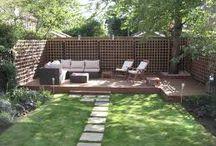 Back yard ideas / by Janell Austin