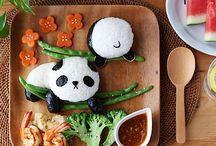 food art (bento, ...)