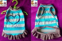More Collections Dress / Facebook: Mohana Clothing Pet