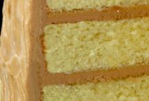 Cakes- caramel
