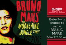 Bruno Mars  / by Chiara Borg