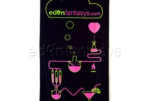EdenFantasys Presents .... / Eden Exclusive Toys and Product Announcements  / by EdenFantasys.com