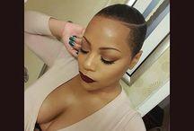very short hair cuts for black women