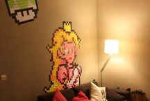 Post-it pixel art
