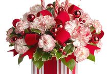 Christmas Centerpieces/Tables / by Connie Wynn