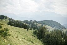 Lina Gavénaité - mountrain landscapes