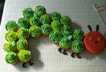 Hungry Caterpillar Birthday Ideas / by Alie Hansen