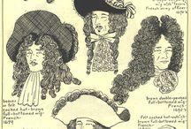 17,18世紀-服飾
