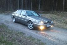 auto alfa 164