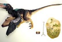 Beasts of the Mesozoic Replica Figures