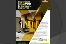 Supertech HUES sECTOR 68