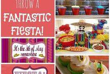 It's a fiesta!!!!