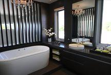 Bathrooms / Ideas for the colours for the new house bathroom
