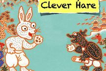 Tale of a Clever Hare / Once upon a time, there was an underwater palace where a Dragon King lived!  search this book on iBooks store. (or search  'jangyoung') http://itunes.apple.com/us/book/id596269154