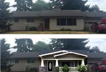 Exterior home facelifts