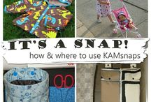 sewing with kam snaps