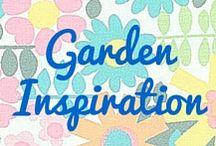 Garden Inspiration / Inspiration and tutorials for gardens.